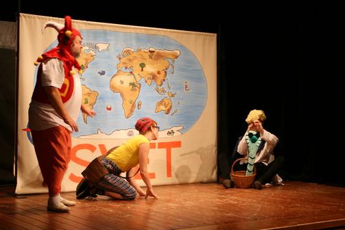 Kašpárkova cesta kolem světa za 80 dní 6